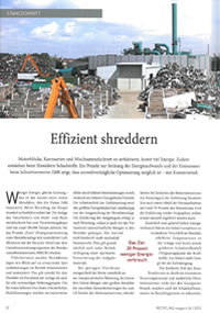 RECYCLING Magazin 06/2015