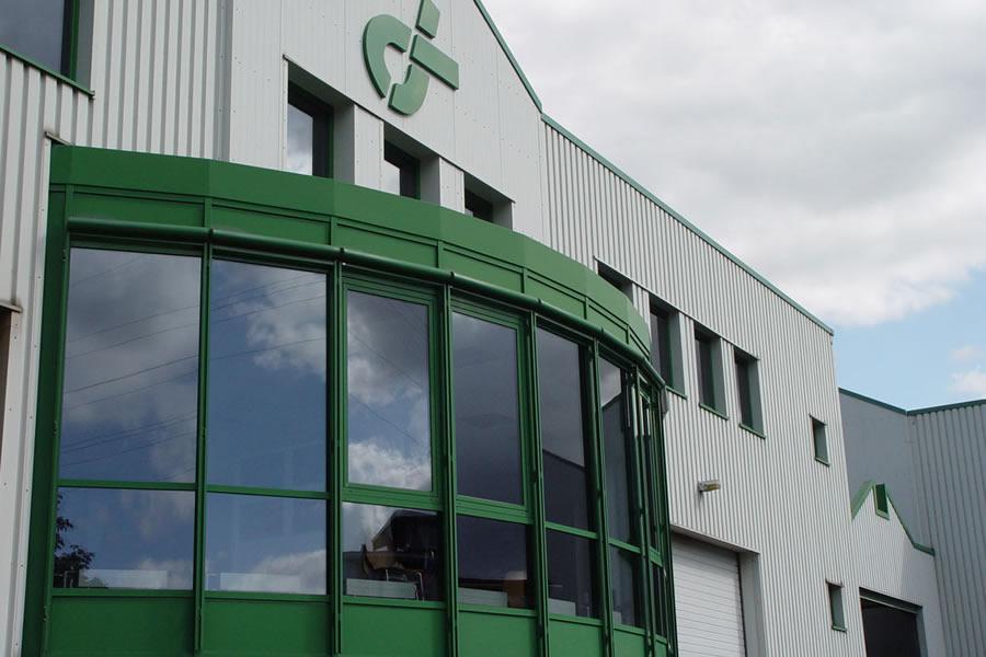 Sitz der Betriebsleitung: Seiferstra�e 16,  D - Trier - Ehrang