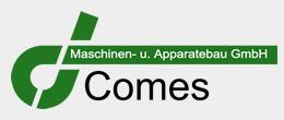 Logo Comes Maschinen- und Apparatebau GmbH